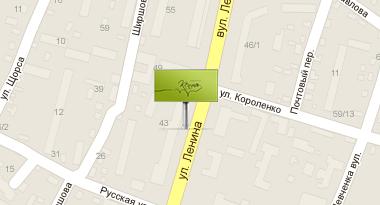ул.Ленина 44 (роддом)
